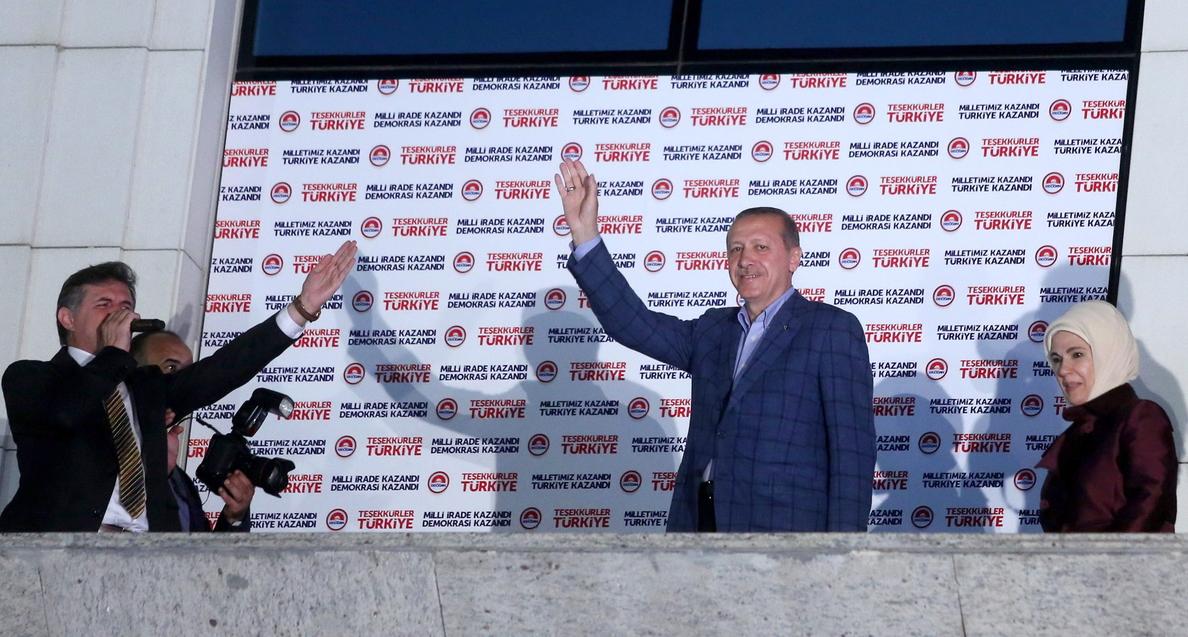 Erdogan seguirá controlando Turquía desde la presidencia