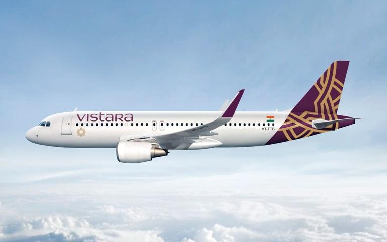 Vistara, nueva aerolínea de Singapore Airlines y Tata Sons que operará en India