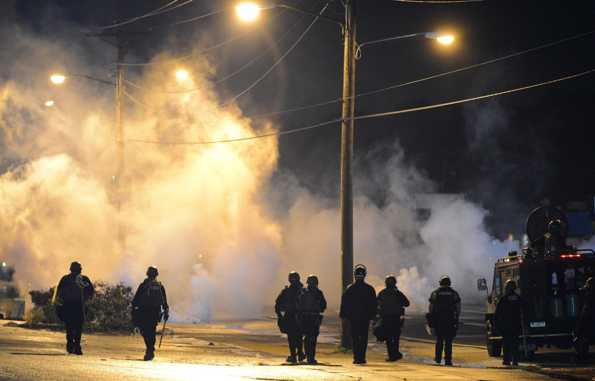 Las protestas por Michael Brown recuerdan a episodios como los de Florida y Los Ángeles