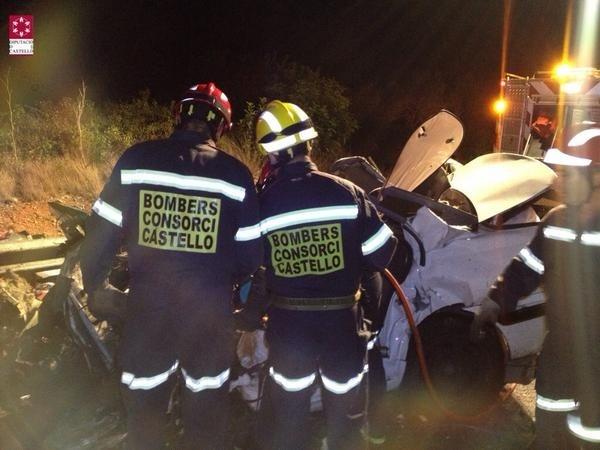 Amigos de los senegaleses fallecidos en la N-340 en Alcalà esperan la ayuda de su país para repatriarlos