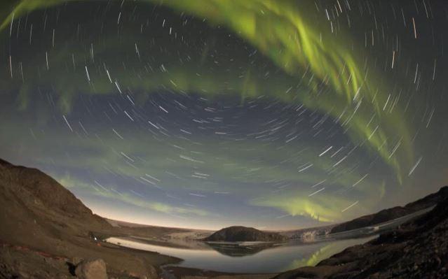 El IAC retransmitirá auroras boreales en directo a través de internet