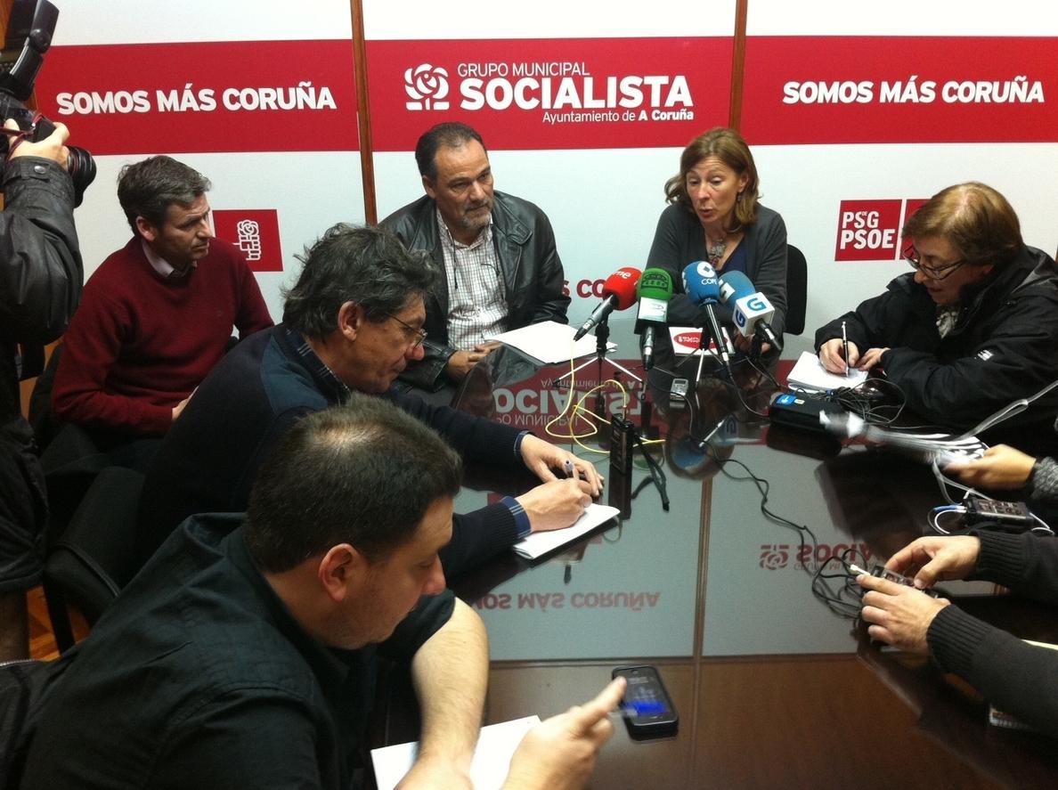 Barcón niega amaños en el censo para las primarias y la dirección del PSdeG dice no tener constancia de irregularidades
