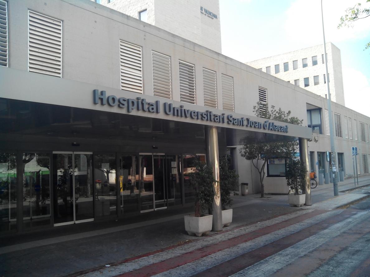 CC.OO. critica la «improvisación» en la gestión del posible caso de ébola en el Hospital Sant Joan de Alicante
