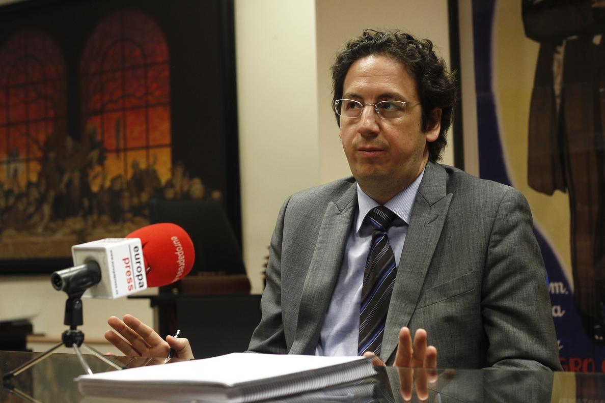 El jiennense Carlos Cuadros, elegido director-gerente de la Fundación Centro Niemeyer