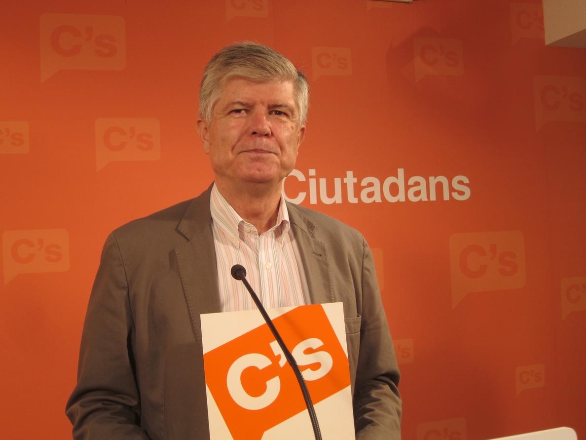 Ciudadanos ve «antidemocrático» que ERC diga que el TC no la condicionará