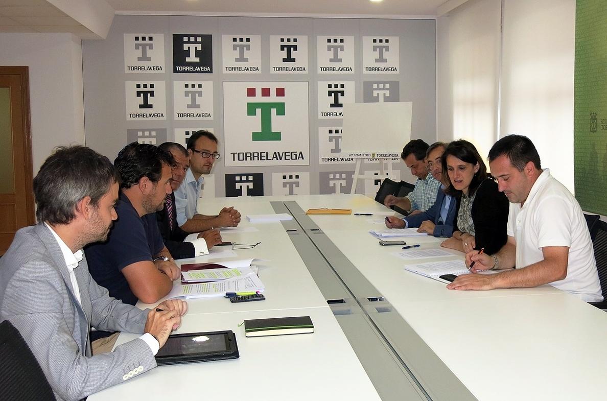 Continúan las reuniones para hacer un «frente común» y reivindicar la reindustrialización la comarca