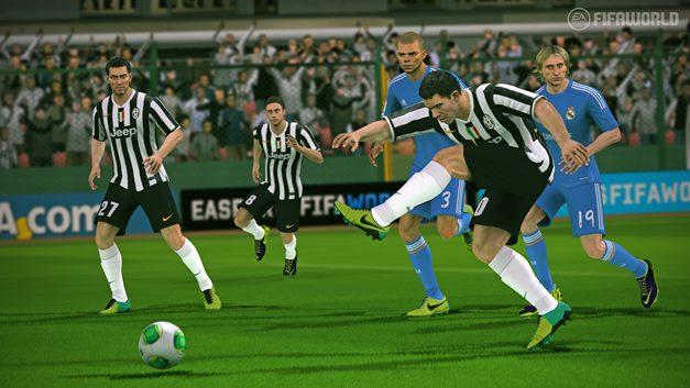 FIFA World lanzará un nuevo motor gráfico a finales de año