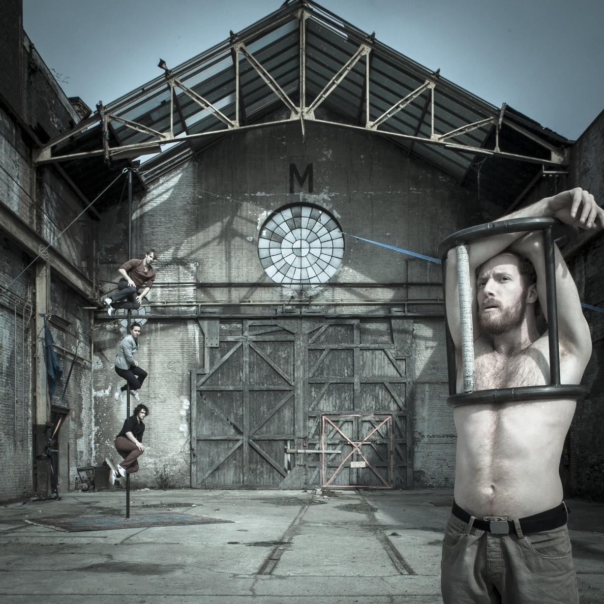 FiraTàrrega apuesta por la danza y el circo que mezclan lenguajes artísticos