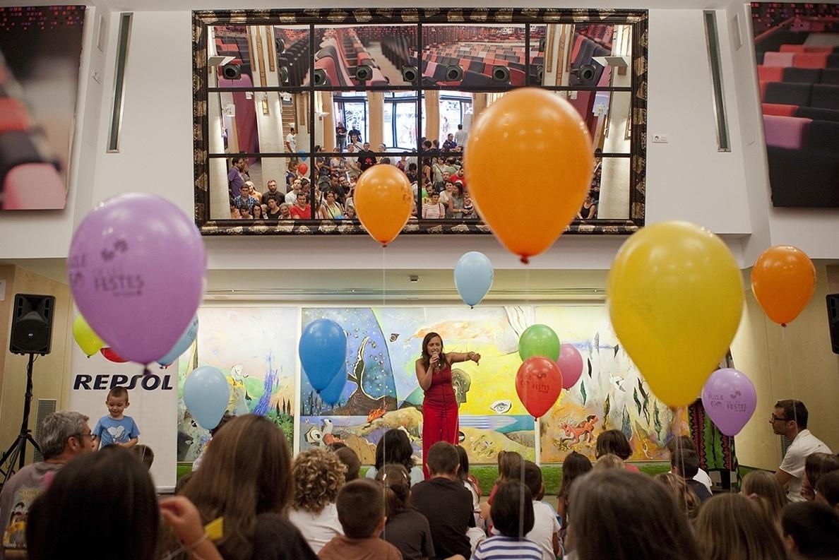 El IX Puzzle de las fiestas de Tarragona está dedicado al »Ball de Diables»