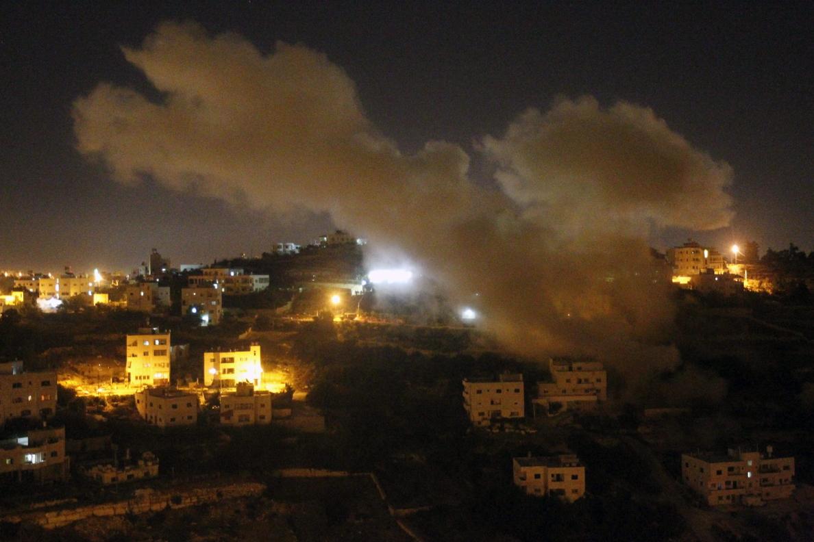 La cifra de muertos palestinos en la ofensiva israelí sobre Gaza supera los 2.000