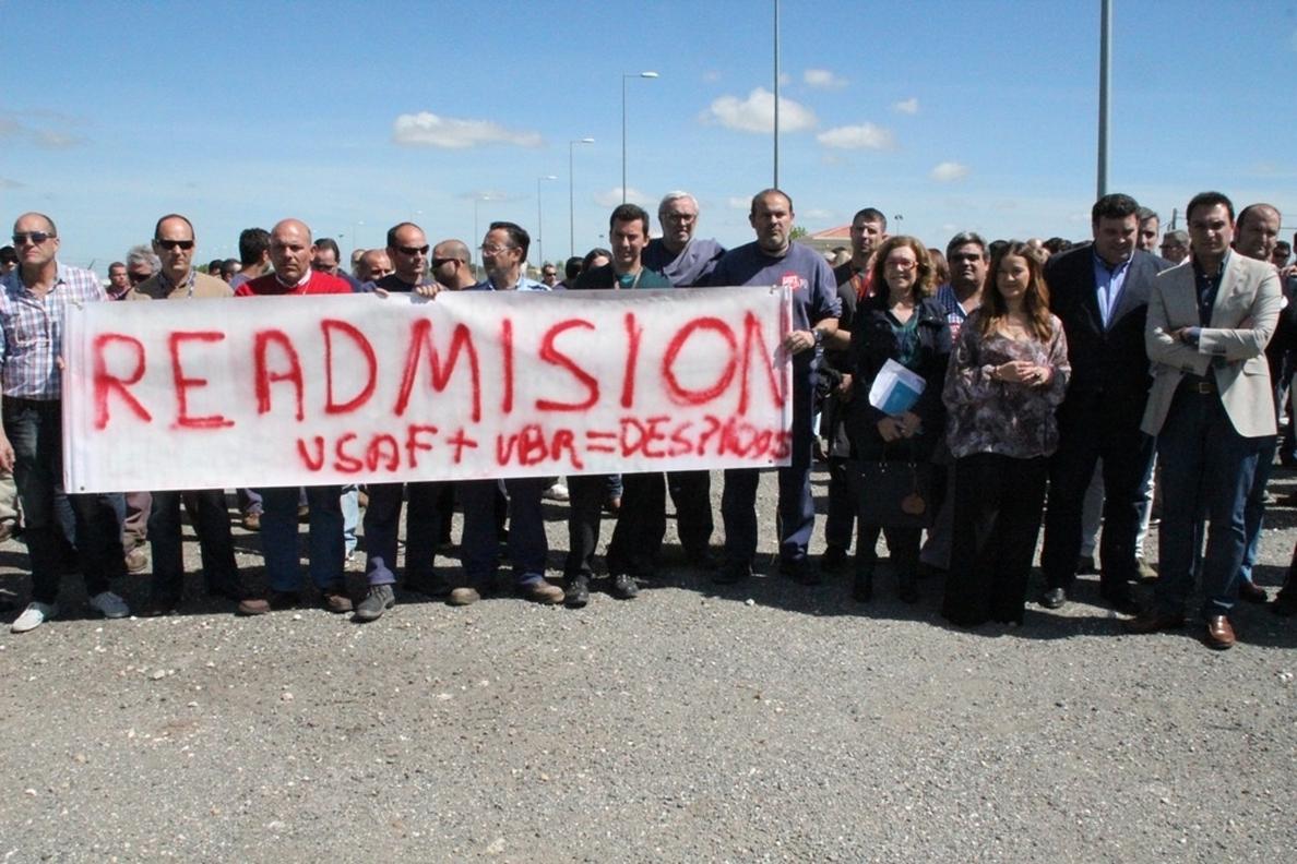 La Junta prevé tratar con el embajador estadounidense el conflicto de la base de Morón y pide «firmeza» a Morenés