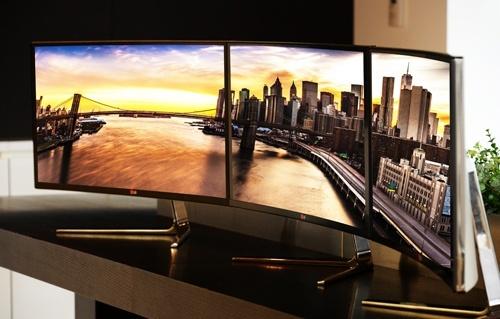 LG presenta su nuevo monitor curvo de 34 pulgadas para ordenadores