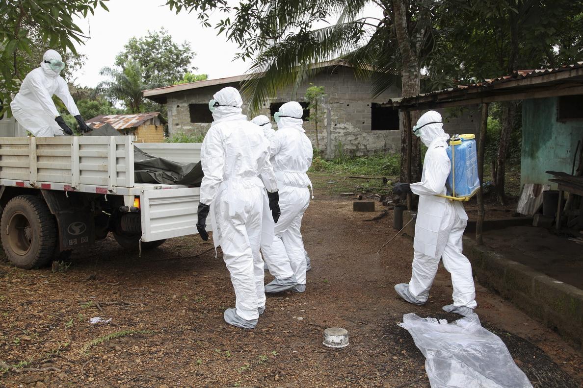 El Ejército de Liberia ordena disparar contra cualquiera que intente cruzar la frontera