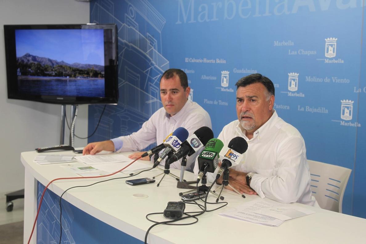 Marbella impulsará la agenda digital en 2015 con el despliegue de redes ultrarrápidas