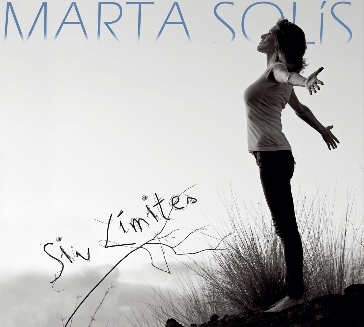 Marta Solís presenta su álbum »Sin Límites» en la Sala Galileo