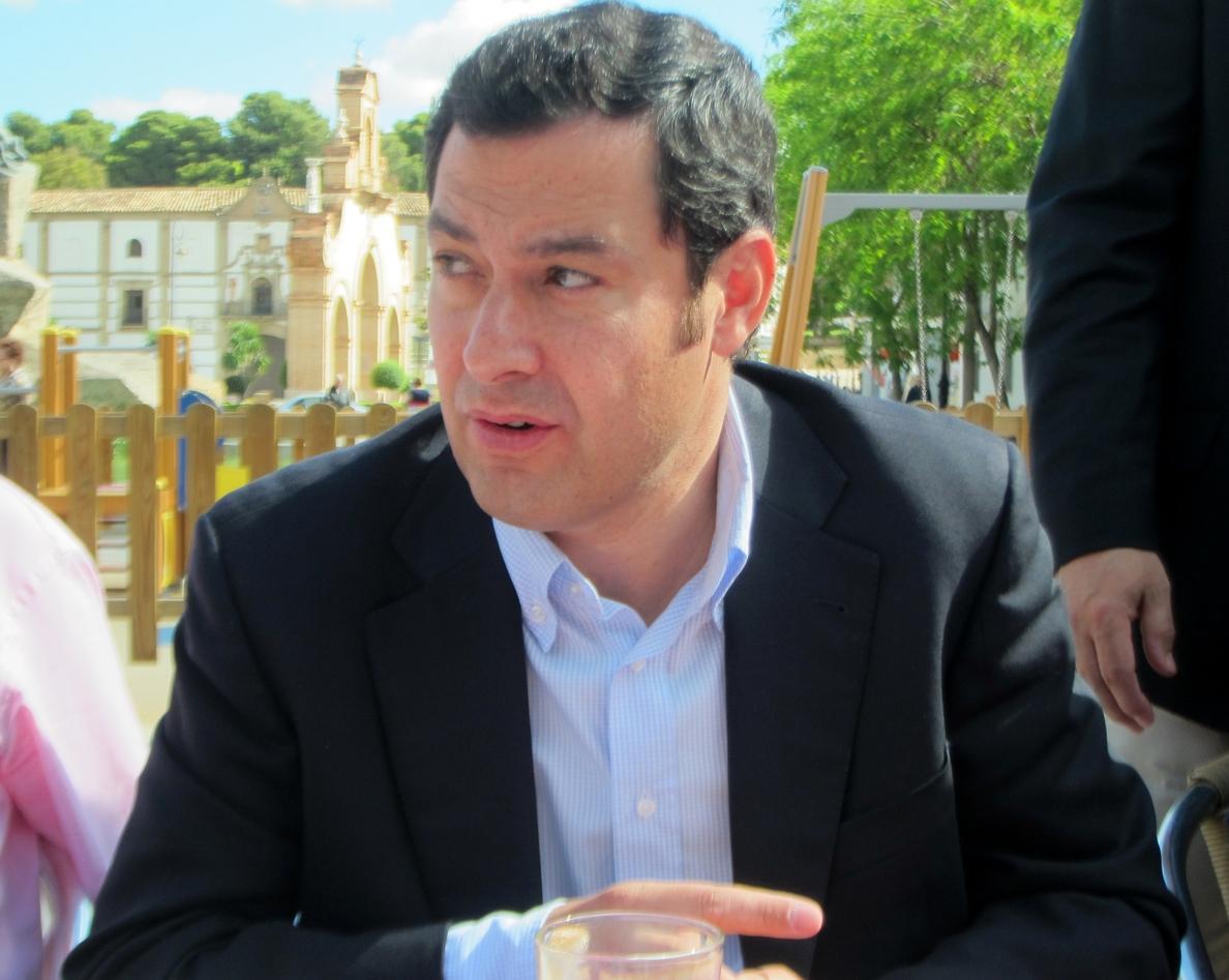 Moreno (PP): Del auto de Alaya se desprende que «el PSOE-A compraba favores e influencias» para ganar elecciones