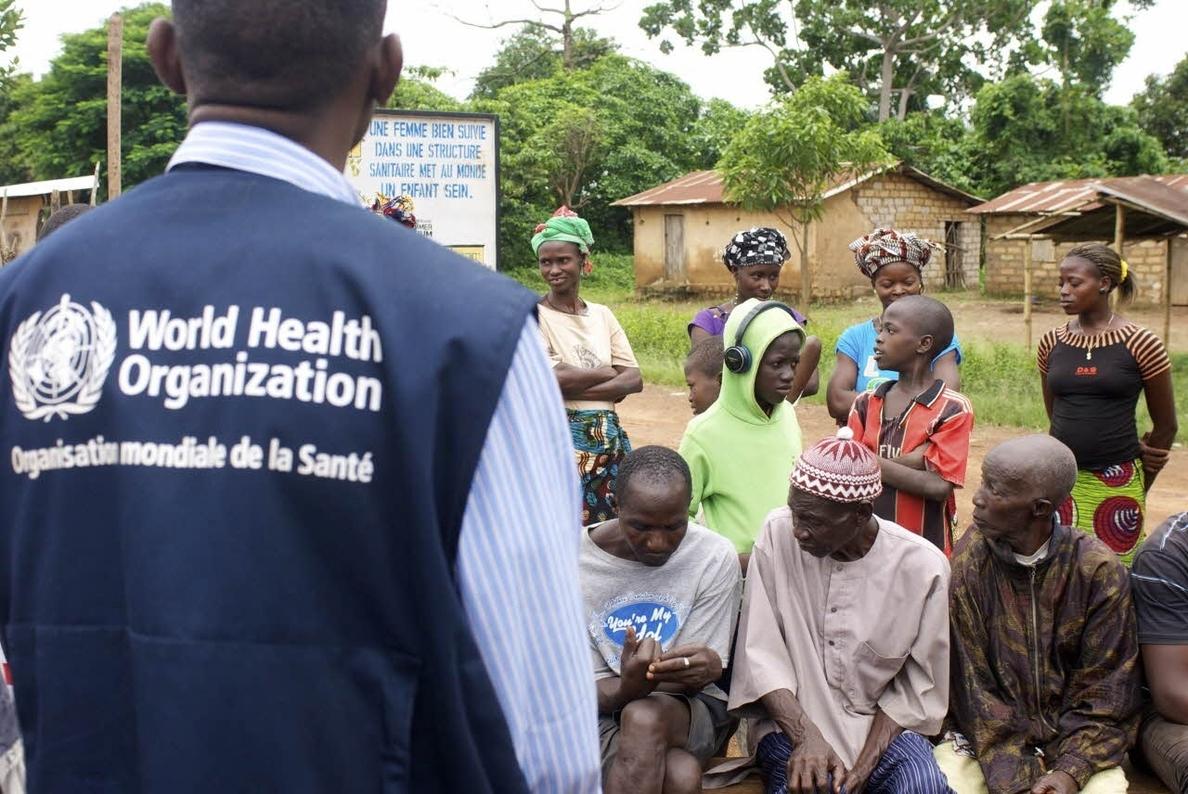 La OMS denuncia amenazas contra personal sanitario de países afectados que condiciona la labor asistencial