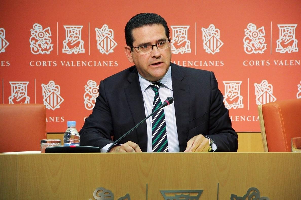 El PP valenciano asegura que «nadie ha sido tan contundente y firme» como Fabra al reivindicar la financiación