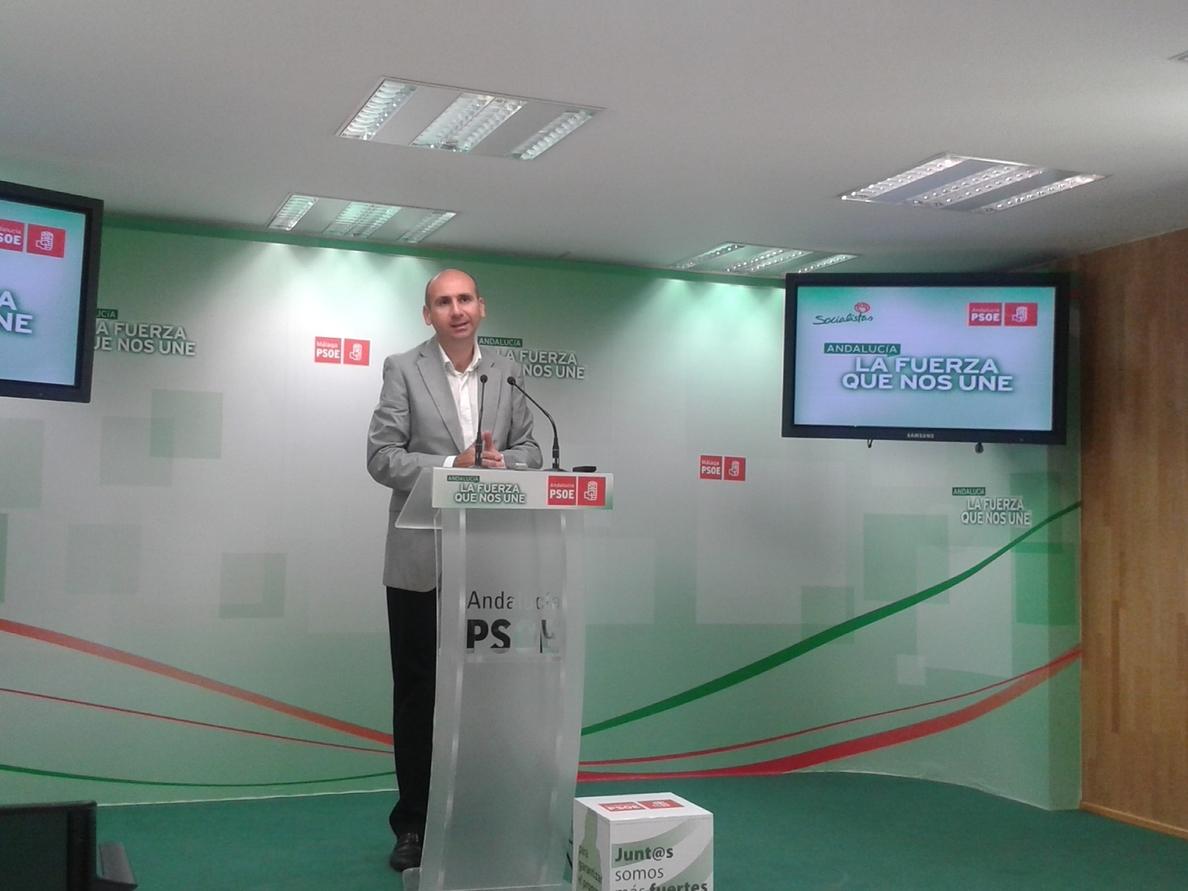 PSOE-A anuncia «una batalla jurídica y política» para que el Gobierno no autorice prospecciones de gas en Andalucía