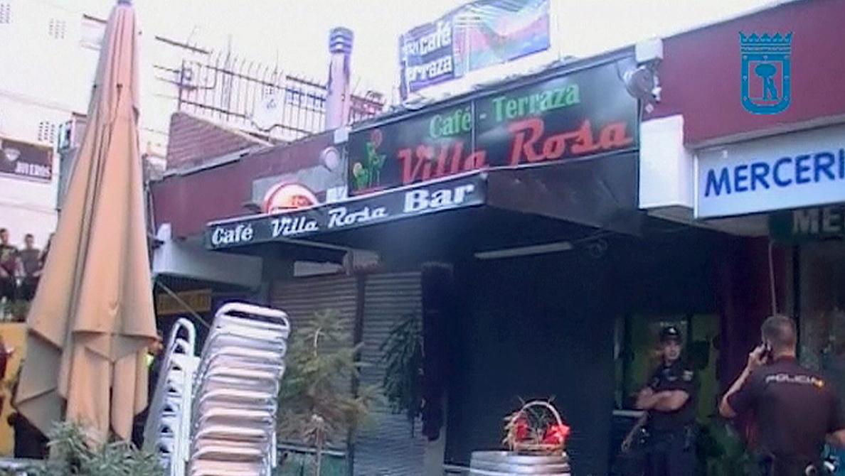 Prisión para el policía acusado de matar a su socio en un bar de Madrid