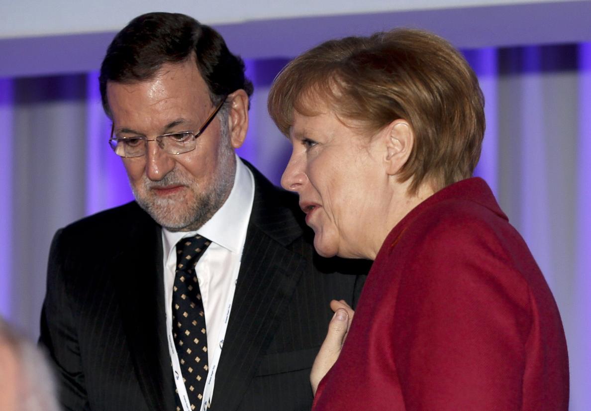 Rajoy y Merkel abordan el 24 y 25 en Santiago los nombramientos comunitarios