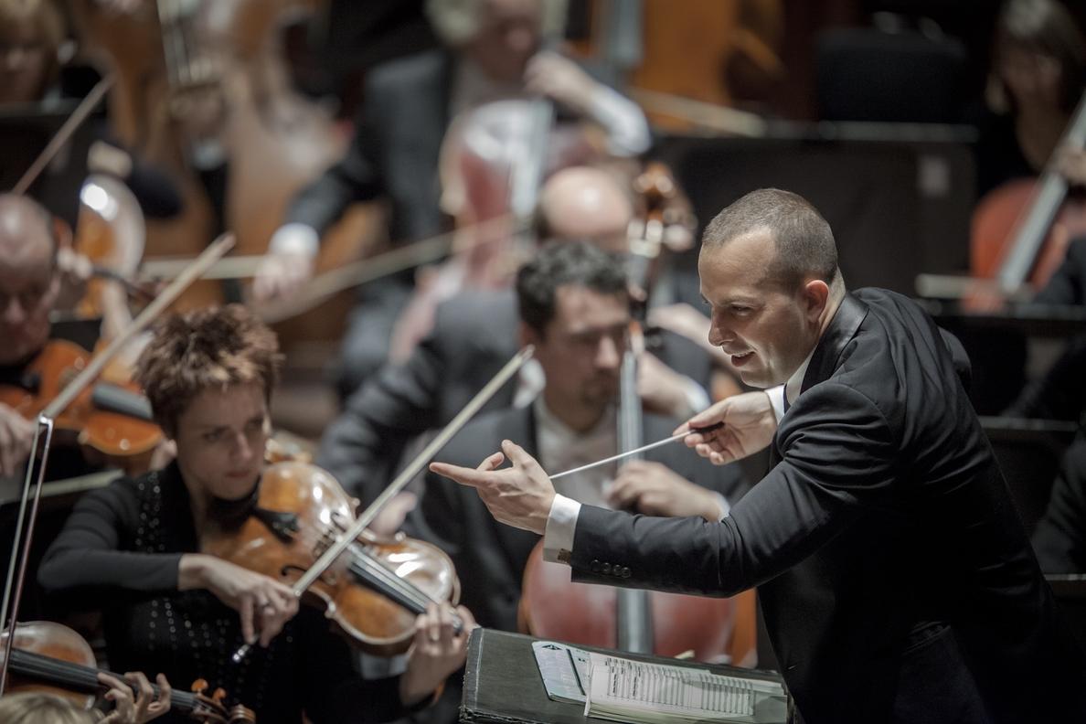 La Rotterdams Phiharmonish, la Orquesta Barroca de Sevilla y el Cuarteto Quiroga, esta semana en el FIS