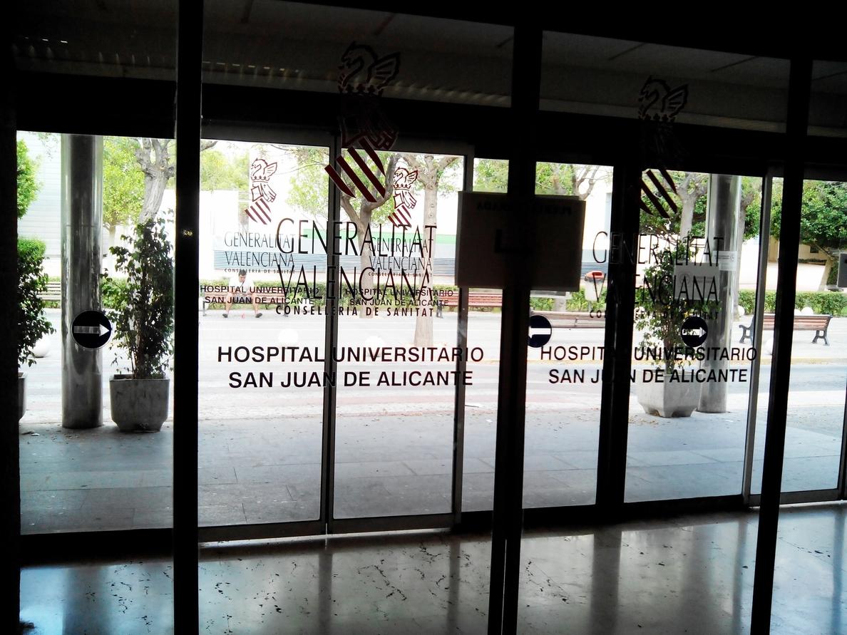 Sanidad asegura que el Sant Joan tiene desde abril un protocolo de actuación actualizado recientemente