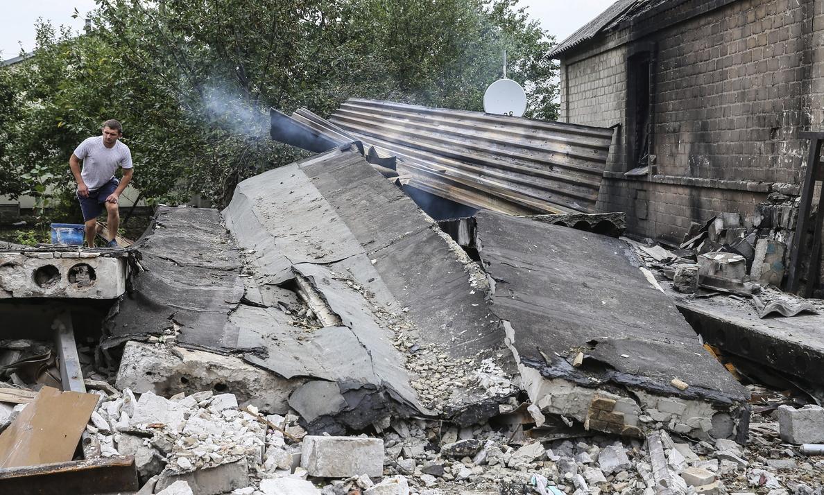Ucrania, dispuesta a un alto el fuego pero con condiciones