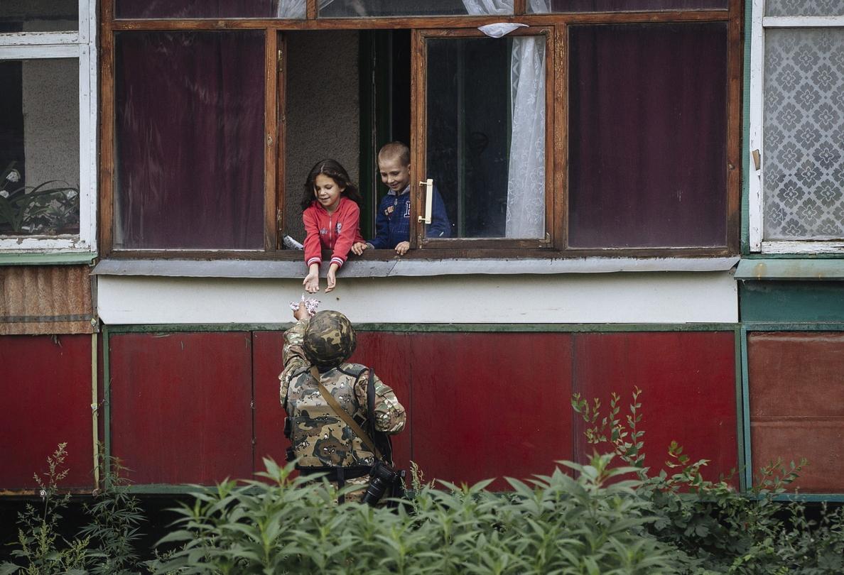 Ucrania vuelve a abrir la puerta a un alto el fuego