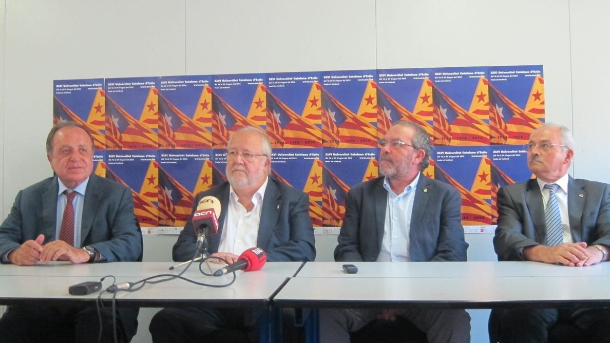 Las cuatro diputaciones catalana cierran filas con Mas y piden celebrar la consulta el 9N