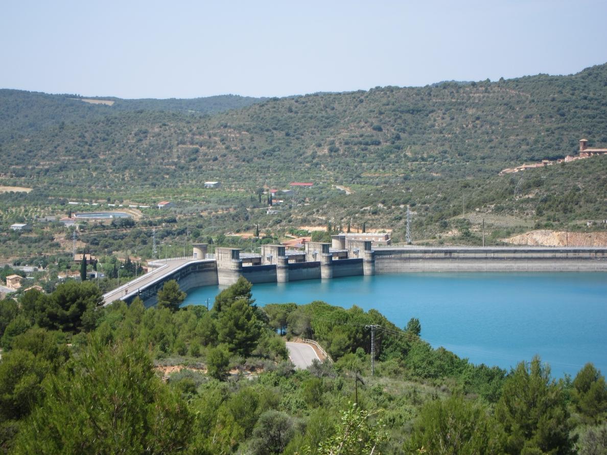 Los embalses del Ebro están al 71,7% de su capacidad