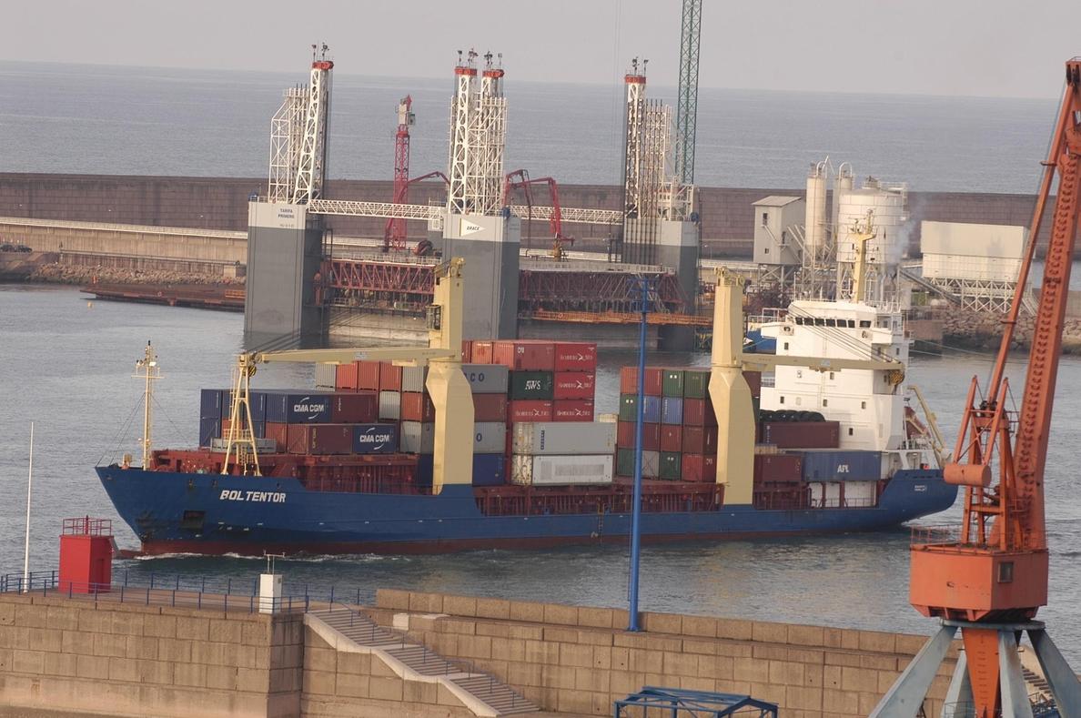 Las exportaciones superan a las importaciones en Asturias en 120,6 millones a lo largo del primer semestre