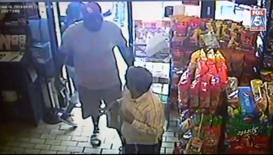 Las autoridades se arrepienten de publicar un vídeo de Brown en un supuesto robo