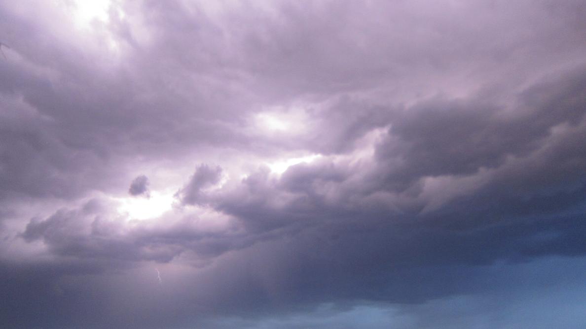 Alerta por riesgo de tormentas fuertes este martes en Lleida