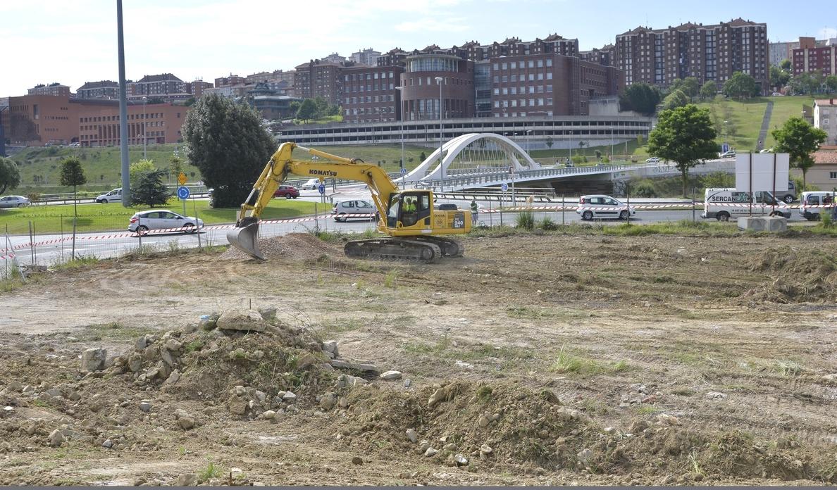 Arrancan las obras de urbanización para el nuevo McDonald»s de la S-20, que podría abrir «a finales de año»