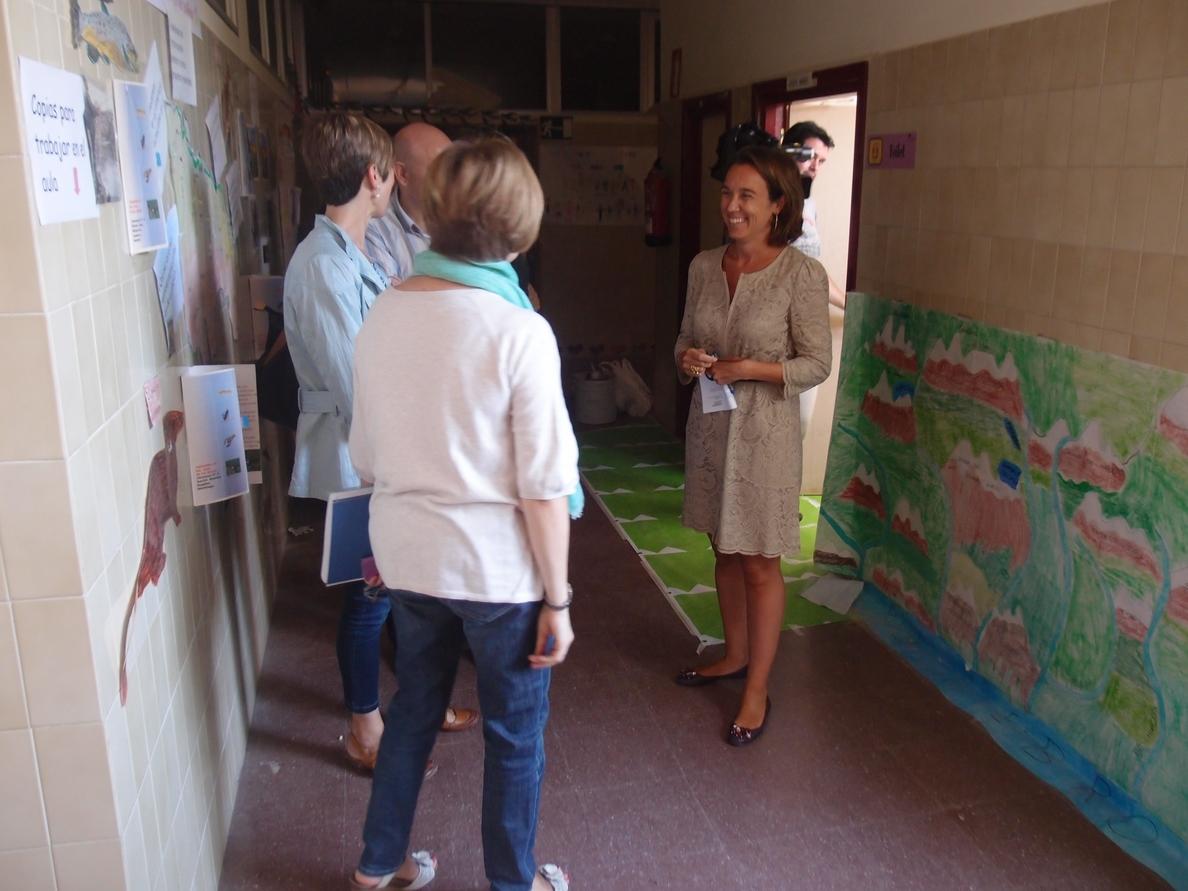 El Ayuntamiento invertirá más de 400.000 euros este año en la mejora de colegios públicos de la ciudad