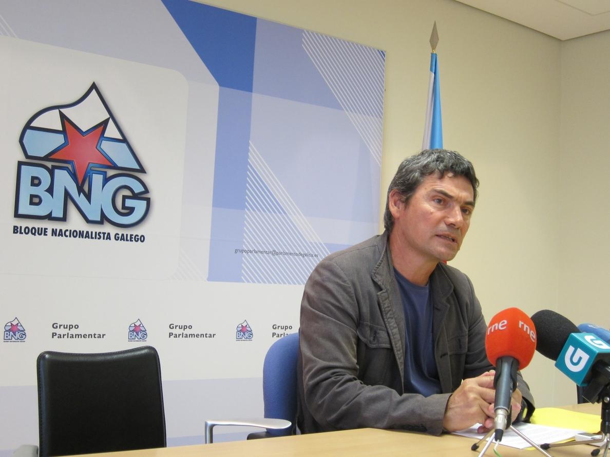 El BNG pide que se retire el plan de la sardina y censura que Feijóo y Quintana vayan «de empanada en empanada»