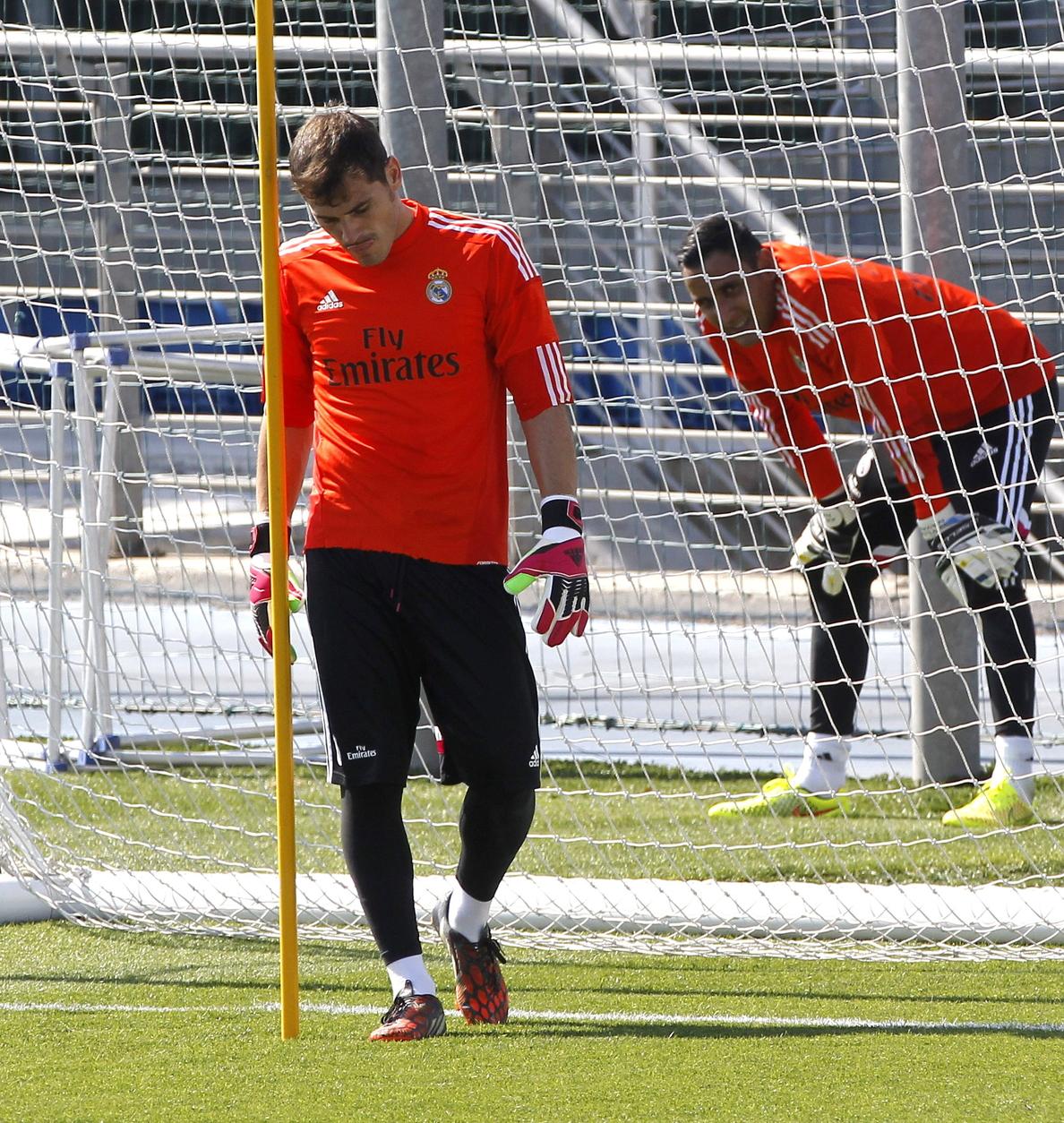 Casillas tiene que pasar otro examen ante el Atleti para ser el titular en la Liga