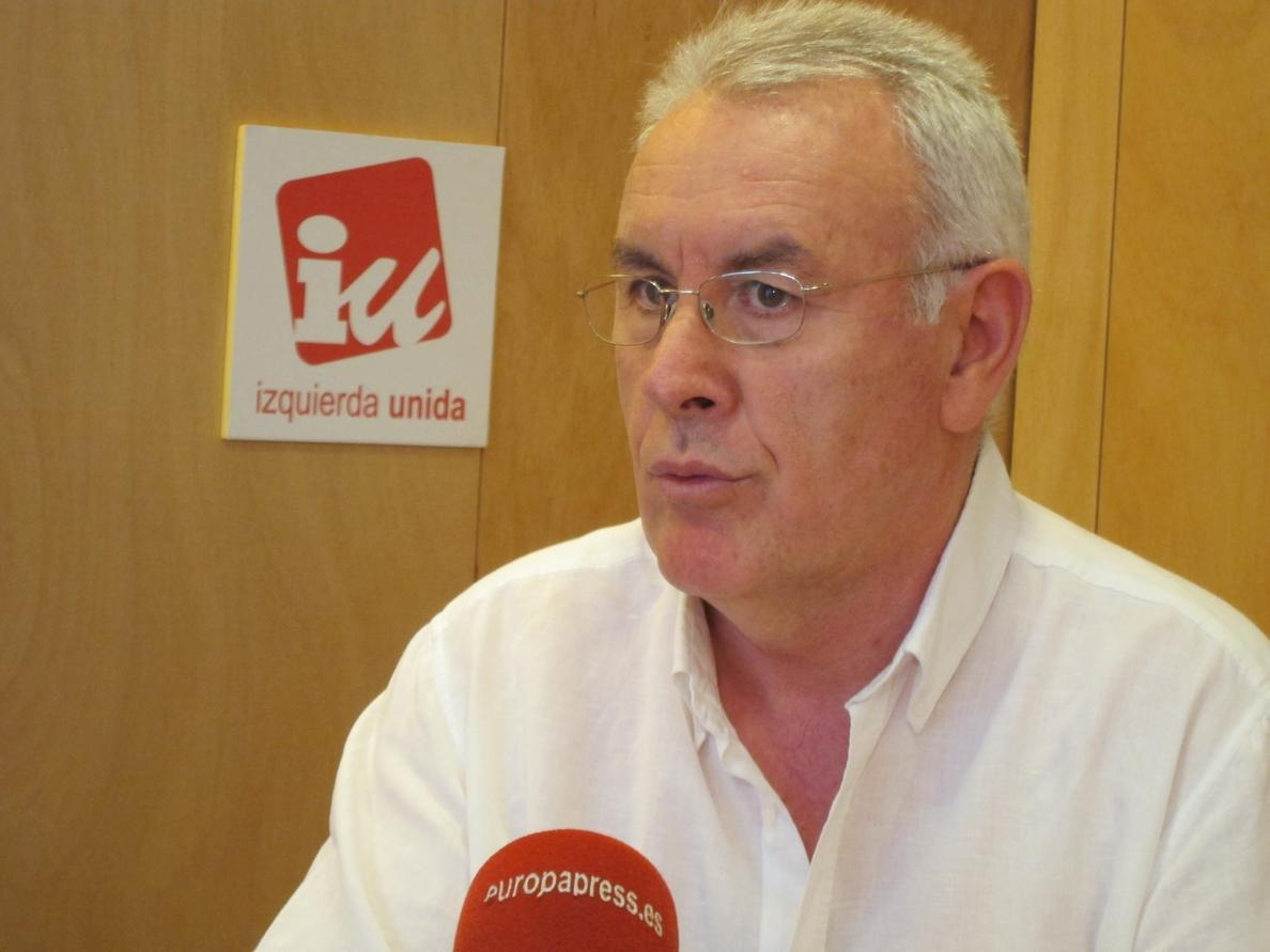 Cayo Lara cuestiona que Pujol cargue contra los bancos y se desmarca de «corruptos» de izquierda con los ERE