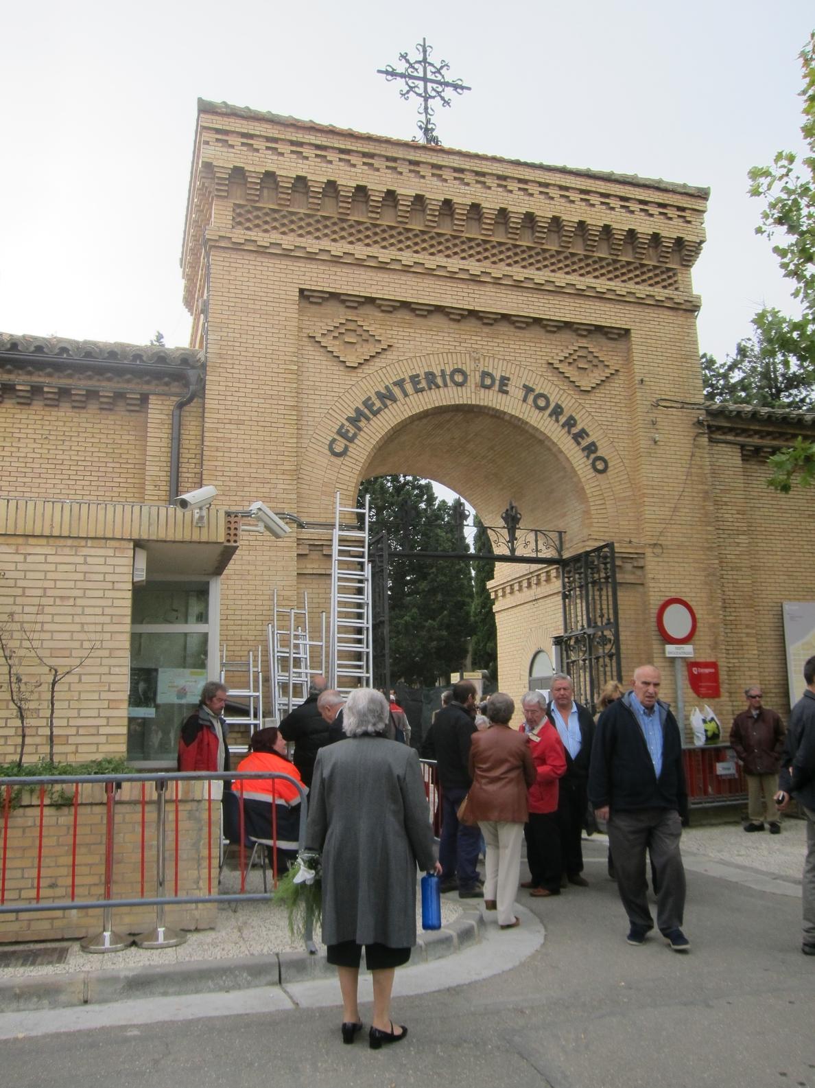 Concluye la segunda fase de las obras de reforma interior del tanatorio de Torrero