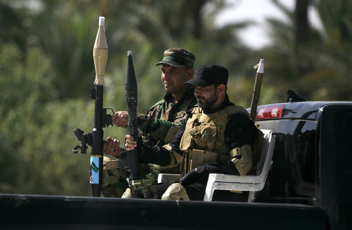 Desactivan 144 artefactos explosivos en la presa de Mosul