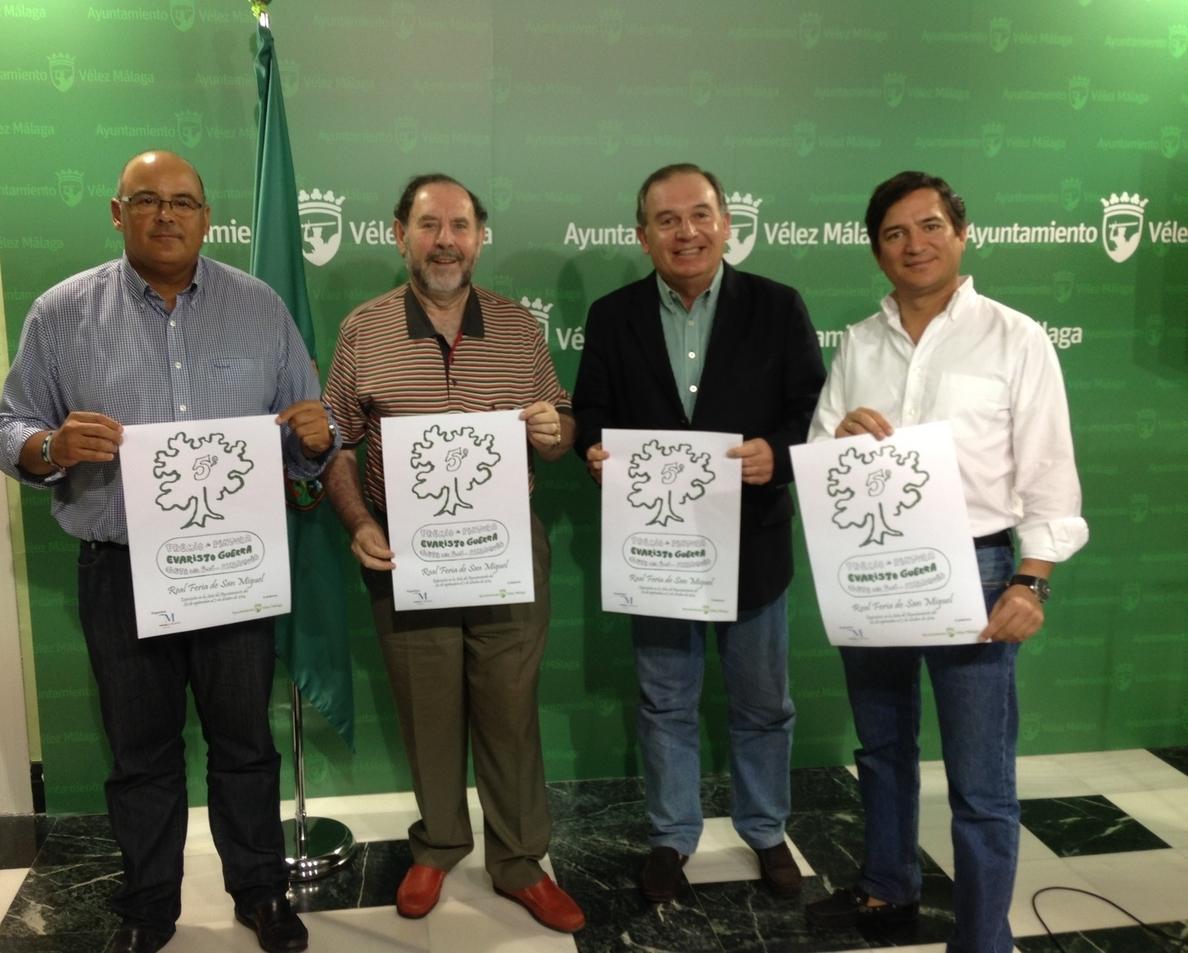 La Diputación convoca el V Premio de Pintura »Evaristo Guerra», dotado con 3.000 euros