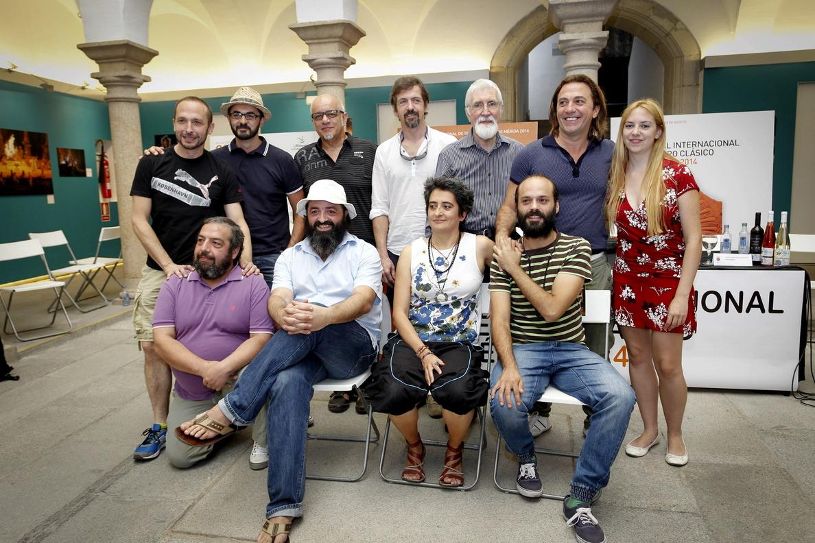 Un «Edipo Rey» extremeño cerrará la LX edición del Festival de Mérida