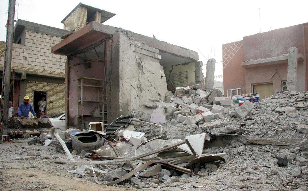 El Ejército iraquí inicia una operación militar para recuperar Tikrit