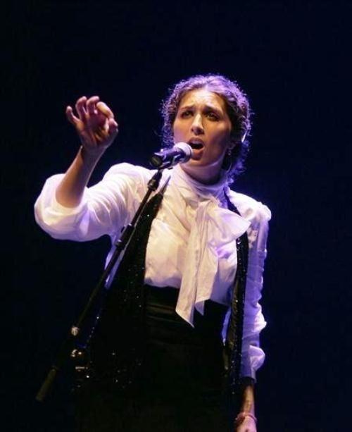 Las entradas para el concierto de Estrella Morente en Mérida se pueden adquirir ya en las taquillas del Teatro Romano