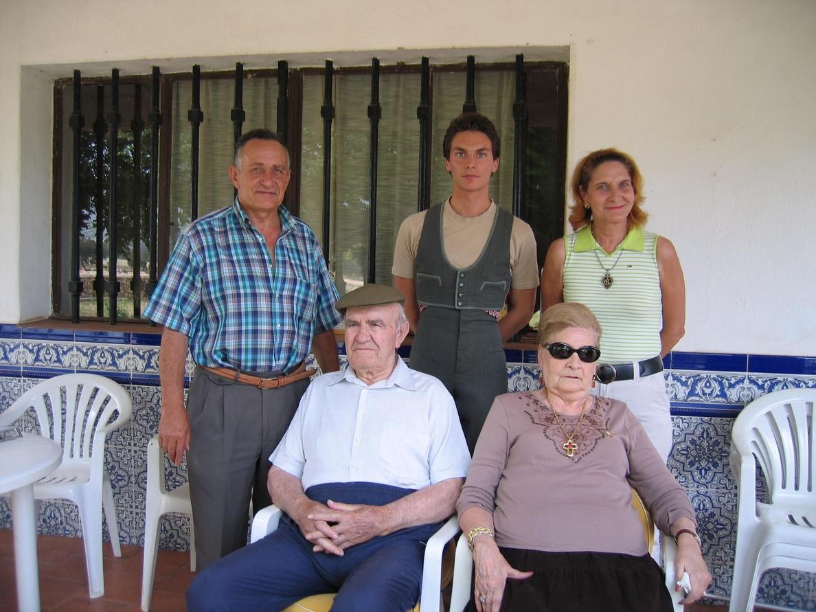 Fallece el ganadero toledano Alejandro García