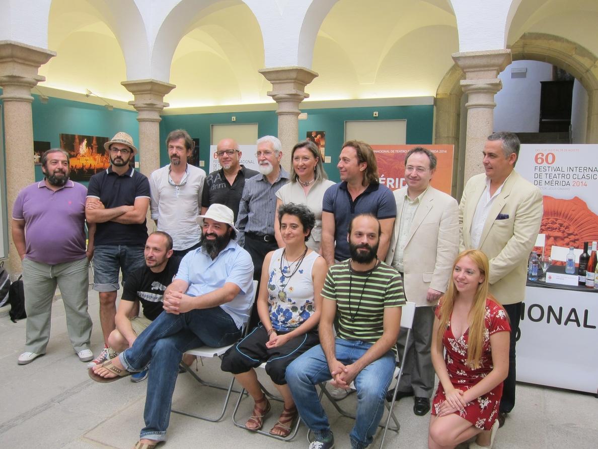 La 60ª edición del Festival de Mérida cierra con un Edipo Rey «fiel» al texto de Sófocles