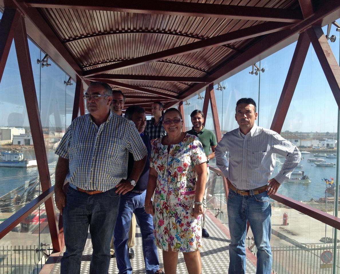 Finalizadas las obras del Centro Tecnológico de la Pesca, CT Garum, de Isla Cristina
