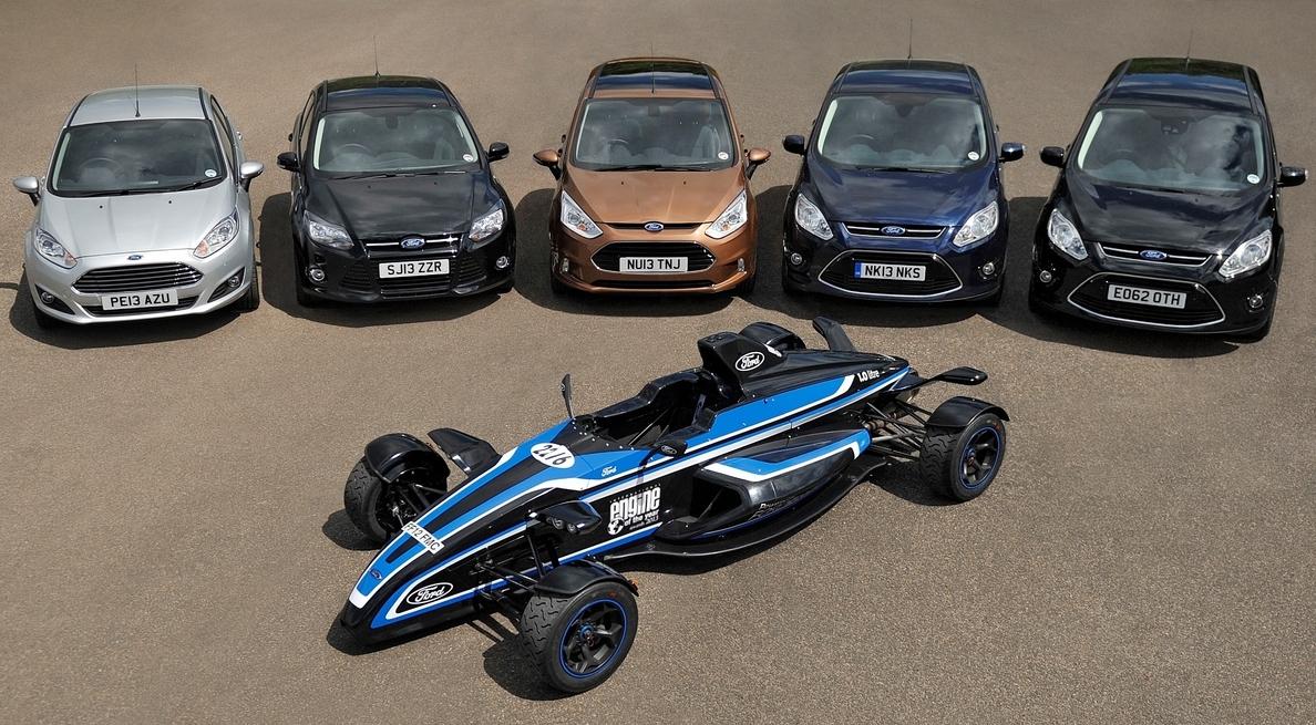 El 20% de los Ford vendidos en Europa en el primer semestre montaban el motor EcoBoost de 1.0 litros