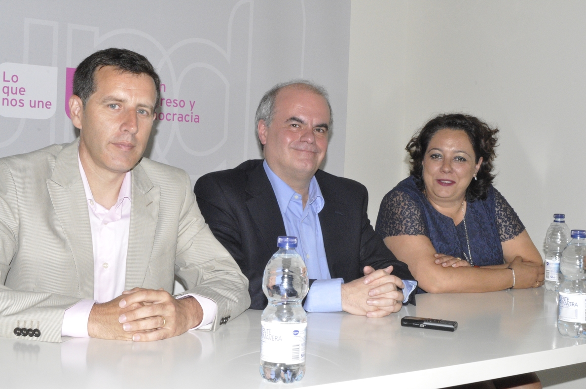 Las razones que da UPyD para no aliarse con Ciudadanos